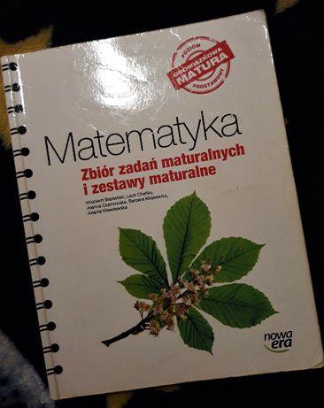 Zbiór zadań i zestawy maturalne matematyka- Nowa Era