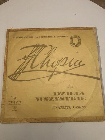 Chopin plyta winylowa