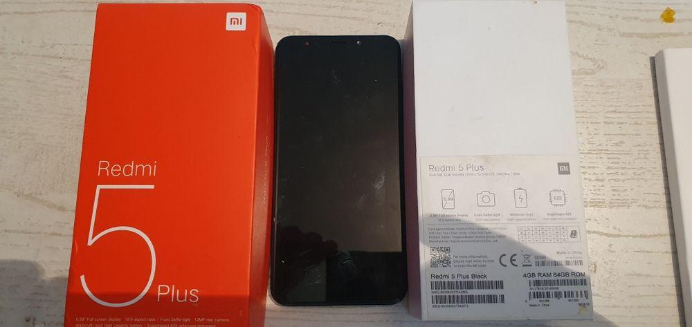 Telefon Xiaomi Redmi 5 Plus Kołobrzeg - image 1
