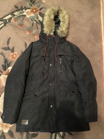Зимняя куртка / Парка Sprinfield / Zara / Levi's / Stradivarius