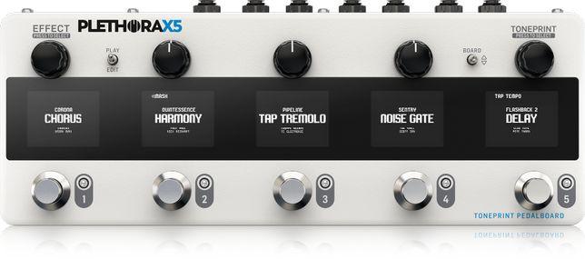 TC Electronic Plethora X5 TonePrint Pedal Board педалборд