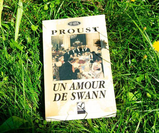 Miłość Swanna- w oryginale! / Un amour de Swann. Proust