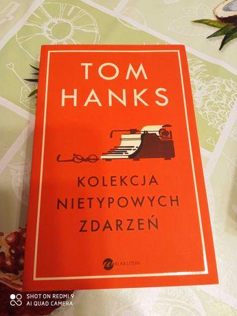 Sprzedam książkę Kolekcja nietypowych zdarzeń Tom Hanks