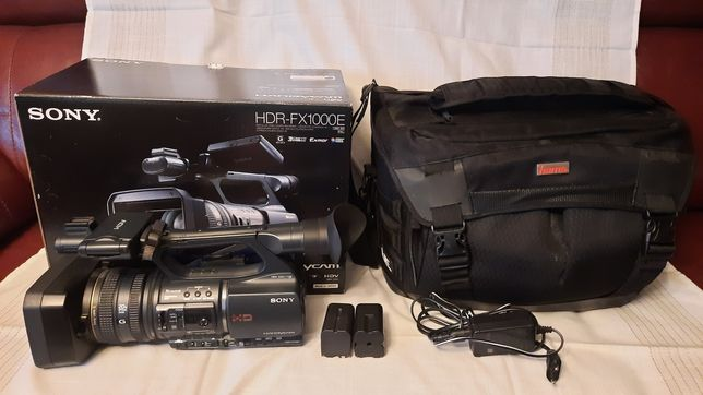 Kamera Sony HDR-FX1000E