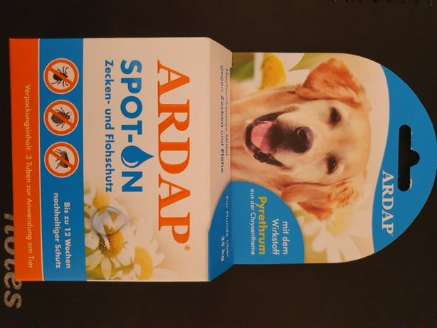 ARDAP Spot-On for dogs