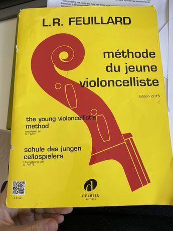 Livro musicas para violoncelo