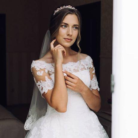 Свадебное платье от Milla Nova