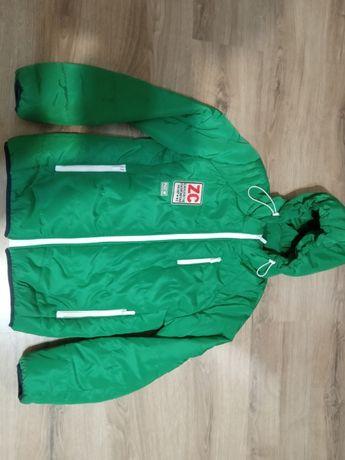 Продам куртку на мальчика рост 158 Люксик