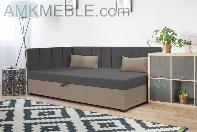 Tapczan pojedynczy hotelowy sofa kanapa szybka realizacja Nowość