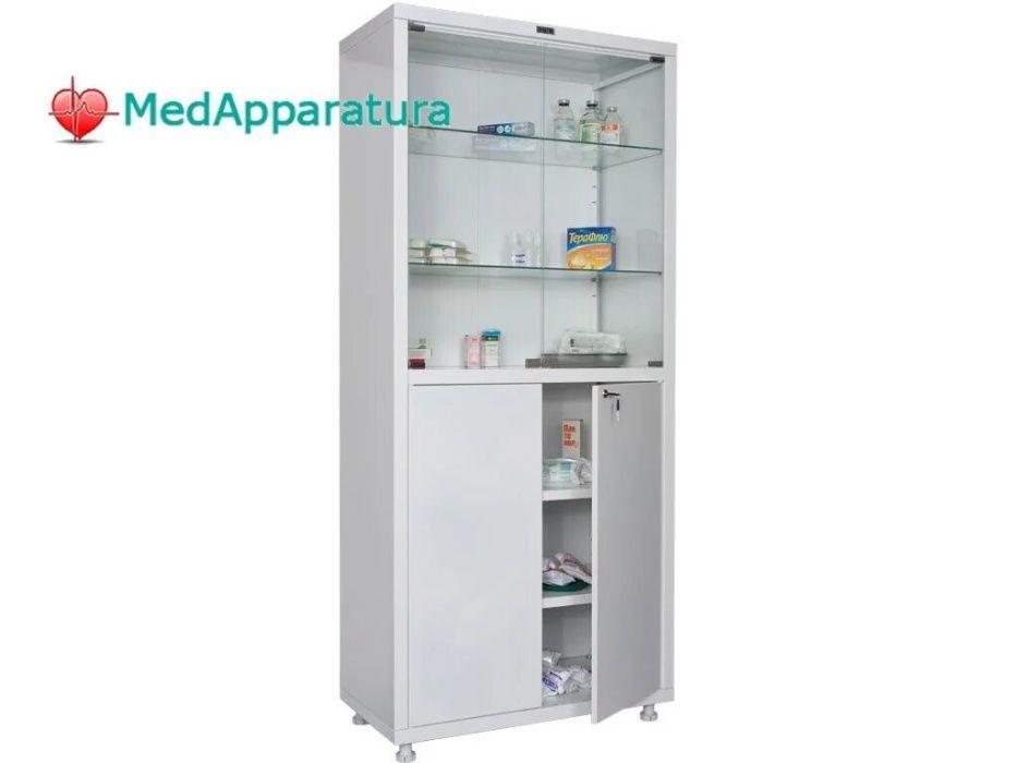 Шкаф медицинский металлический MD 2 (1670/SG) (Есть скидки!) Киев - изображение 1