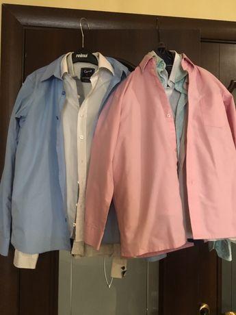Много разных рубаших на разные возраста