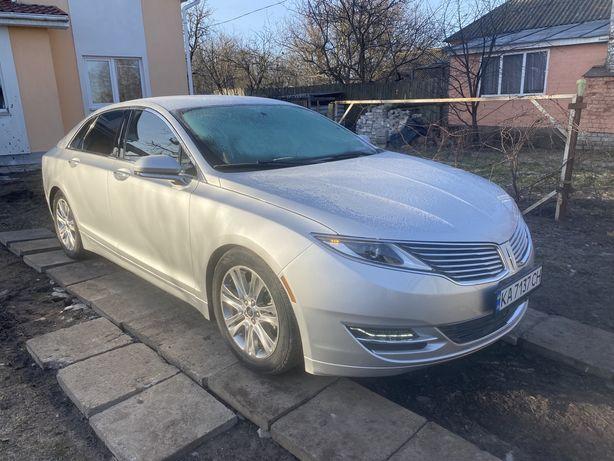 Lincoln mkz hybrid ideal