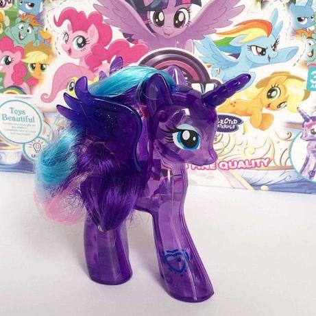 Новые пони. Светящиеся пони. Единороги.