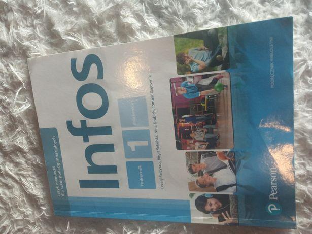 Podręcznik Infos 1