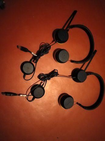 USB навушники jabra HSC016