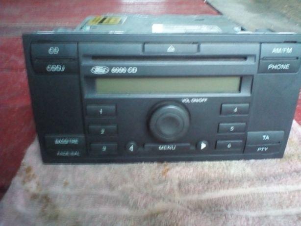 Orginalne radio/cd Ford Galaxy