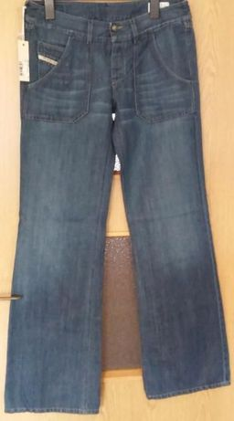 Spodnie - jeansy Diesel