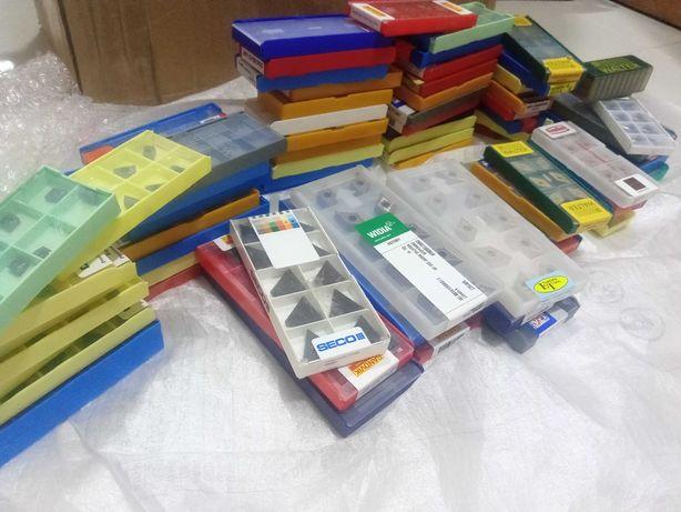 Vendo caixas pastilhas para torno e fresadora Boa Qualidade.