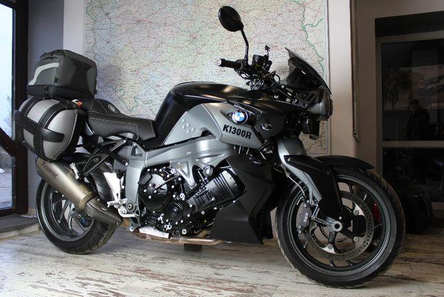 BMW K1300 R pełna opcja ESA 45tkm zarejestrowana K 1300 k 1200 K1300R