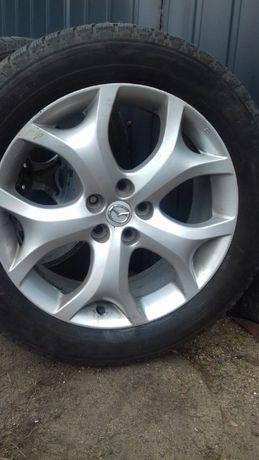 Opony Felgi 235/55/19 Mazda