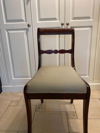 Krzesła  stylowe henrykowskie