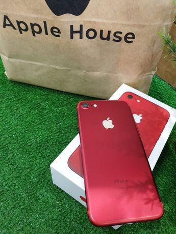Магазин IPhone 7 128 red Neverlock Original Гарантия 3 мес Идеал