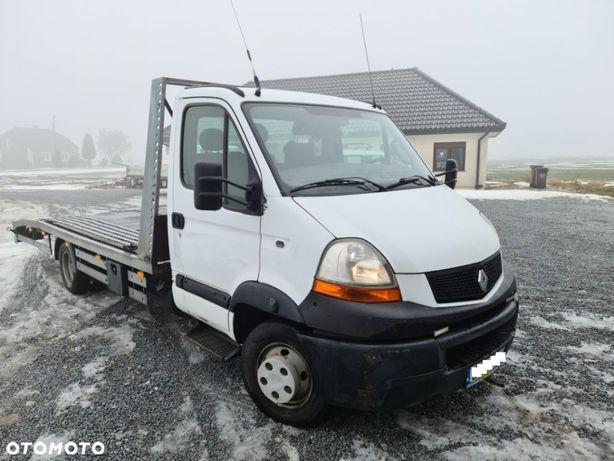 Renault MASCOT  3.0 DXI 160 km autopomoc laweta Klimatyzacja Zarejestrowany na Kat. B