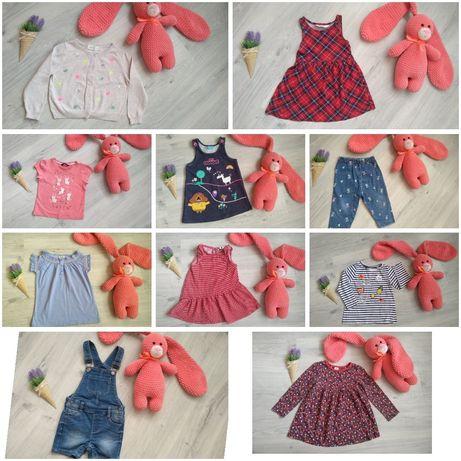 Вещи на девочку 0-1-2-3 года/Сукні,джинси, сарафан, комбінезон, футбол