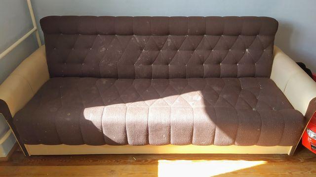 ZA DARMO sofa w pełni sprawna