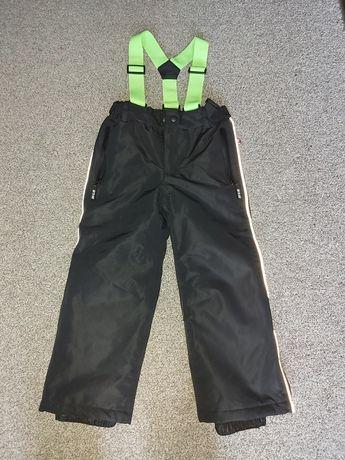 Spodnie narciarskie 110/116 CoolClub 8000 waterproof