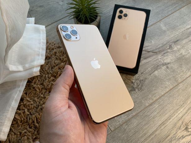 iPhone 11 Pro Max 64gb Gold Rsim #765
