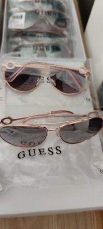 Guess okulary przeciwsłoneczne premium