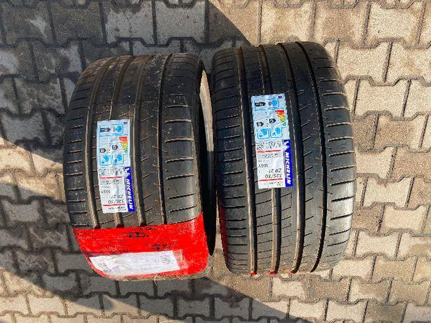 Nowe opony 325/30/21 Michelin Pilot Super Sport 2 sztuki