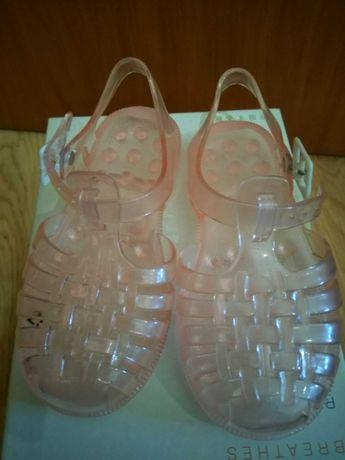 Sandálias de água menina NOVAS tam.25