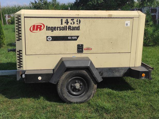 Kompresor spalinowy Ingersoll rand 10/105 sprężarka śrubowa