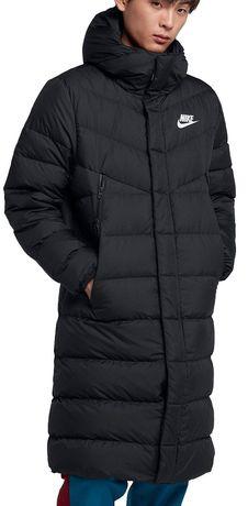 Зимня нова парка -   Nike sportswear Down Fill Windrunner