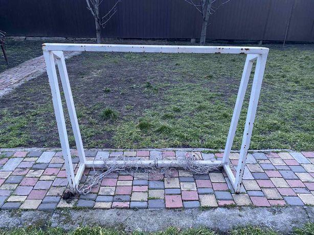 Ворота детские металлические