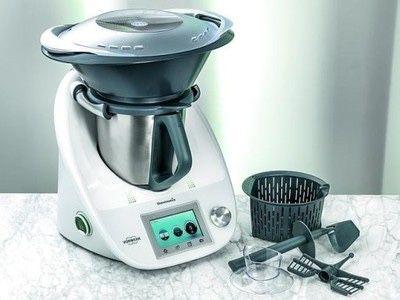 Thermomix TM5 + cook-key i akcesoria