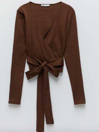 Camisola de malha da Zara NOVA