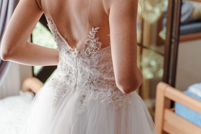 Suknia ślubna massima