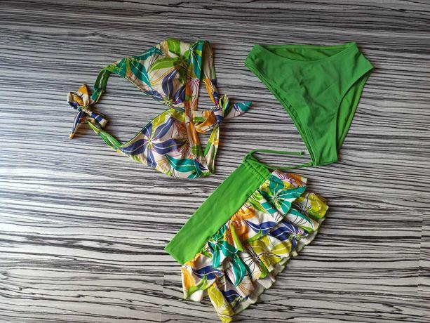 Oddam zielony strój kąpielowy