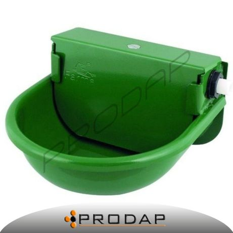 Poidło dla zwierząt koni bydła z zaworem pływakowym 2,5L