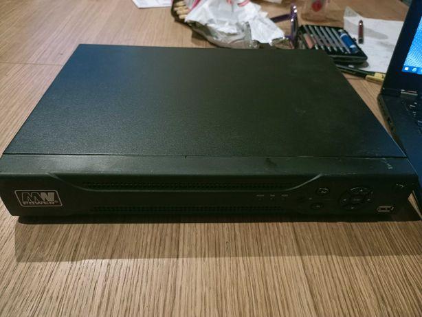 Rejestrator MW Power CVR 422 4 kanałowy full HD