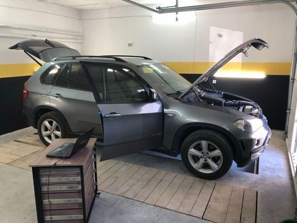 Діагностування ремонт BMW