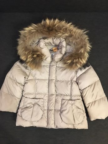Зимняя курточка( носили зимой и весной)
