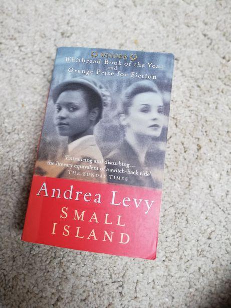 Andrea Levy Small Island książka po angielsku