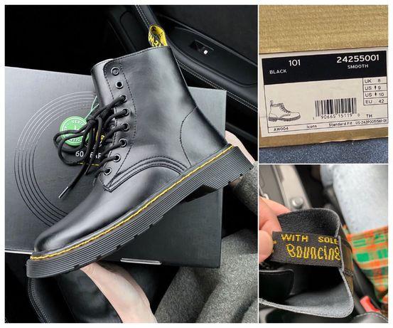Зимние оригинальные ботинки Dr.Martens 1460 Fur Original Premium boot