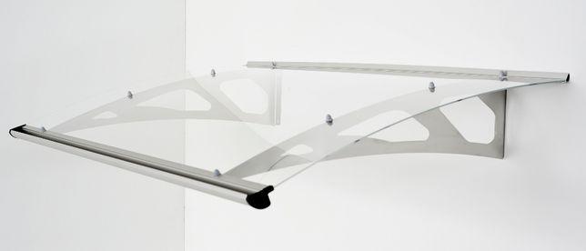 ZADASZENIE/ DASZEK nad drzwi - MARKIZA typ 001 z płytą akrylową