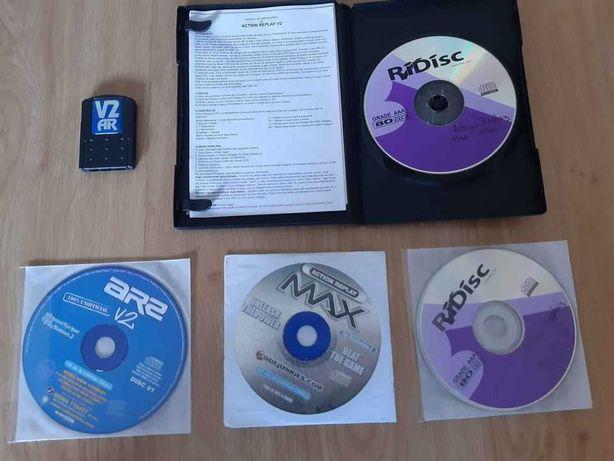 Conjunto CDs Ps2 Cheat Codes