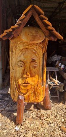Sprzedam ule rzeźbione
